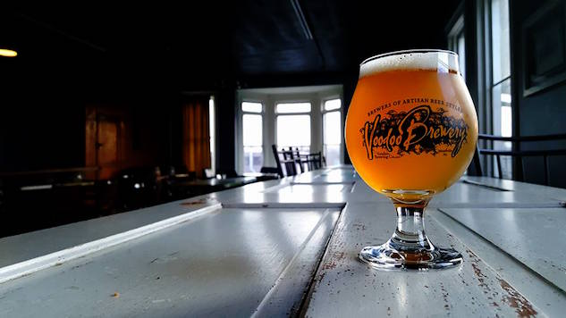 Voodoo Brewery Went From Near Bankruptcy to Cult Favs