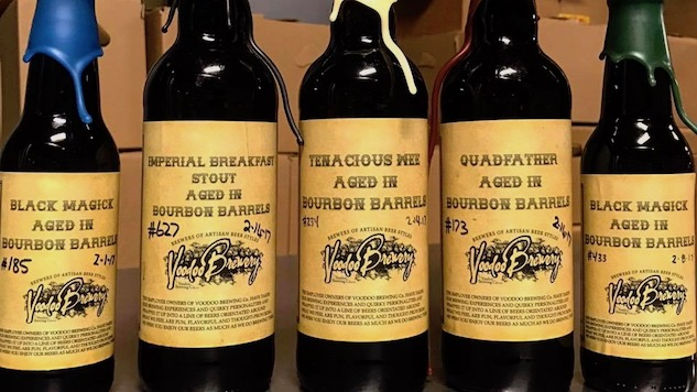 Everything You Need to Know About Voodoo's Barrel Room Collection