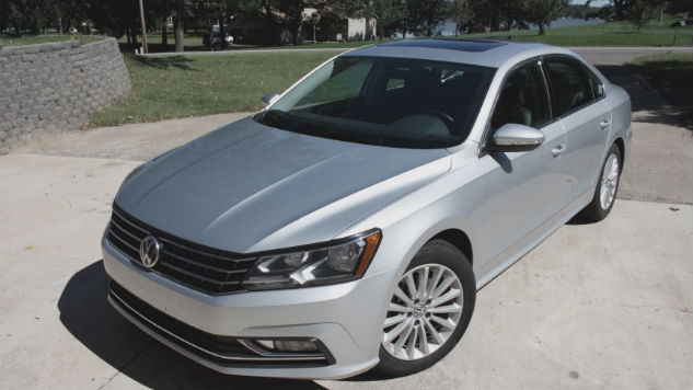 The 2016 Vw Pat Is An Everyday Car With Features 8212 And It