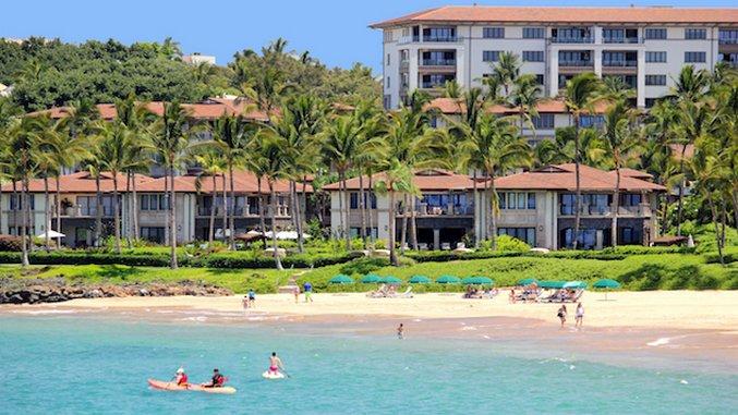 Hotel Intel: Wailea Beach Villas, Maui