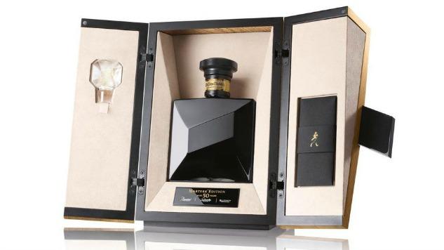 Johnnie Walker Has a New $25,000 Bottle