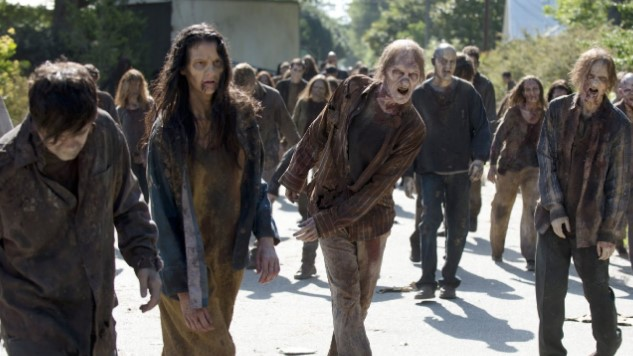 This Infographic Ranks <i>The Walking Dead</i>'s Most Shocking Deaths