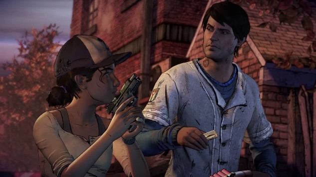 Telltale's Walking Dead Games Find New, Perplexing Form with <i>A New Frontier</i>