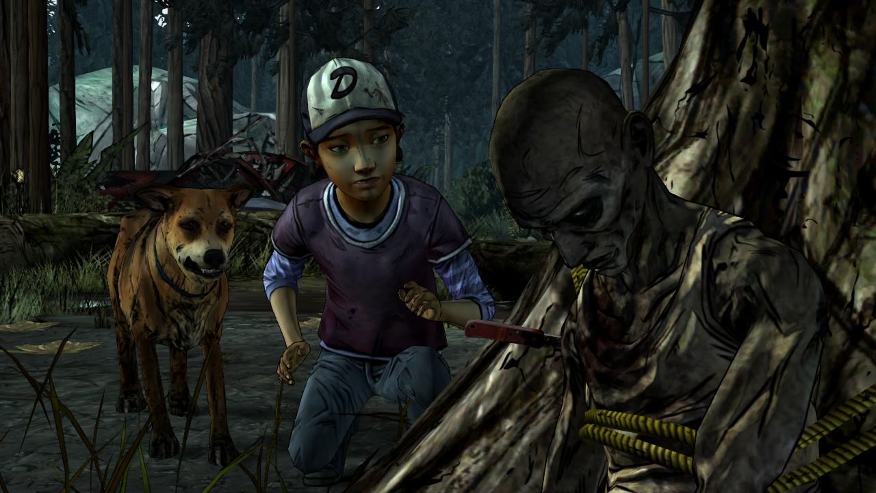 El segundo capítulo de The Walking Dead The Game Season 2 a la ...