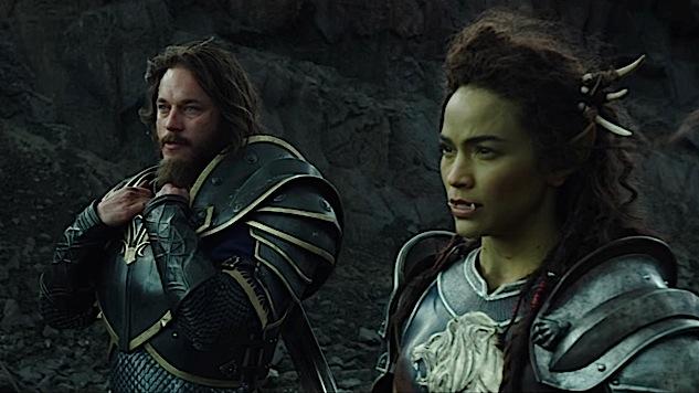 <i>Warcraft</i>