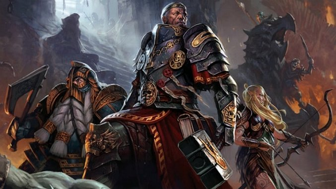 <i>Warhammer Quest: The Adventure Card Game</i> Review