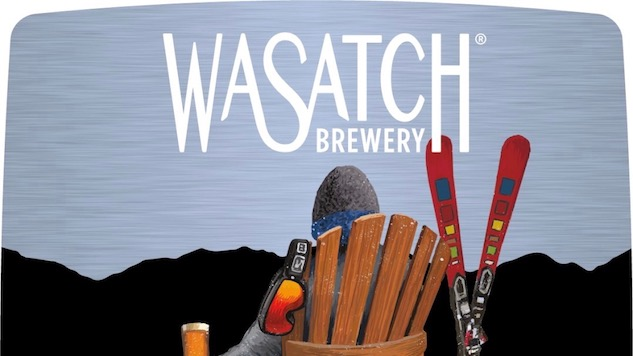 A Look at Wasatch Brewery's Iconic (and Controversial) Labels