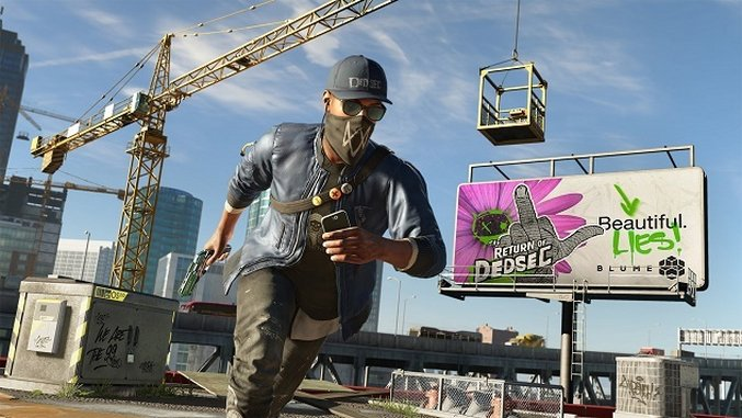 <i>Watch Dogs 2</i> Remains Unconvincing Despite a Great Lead Character