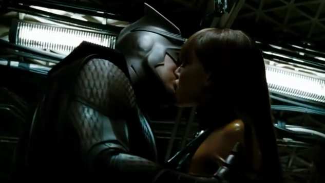 When Sex Scenes Go Wrong: Zack Snyder's <i>Watchmen</i>