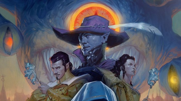 <i>Waterdeep: Dragon Heist</i> Presents a Unique, Multifaceted Dungeons & Dragons Adventure