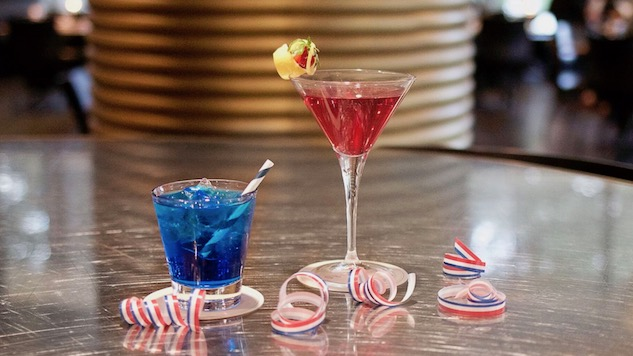 Election Day Cocktails from The Watergate Hotel