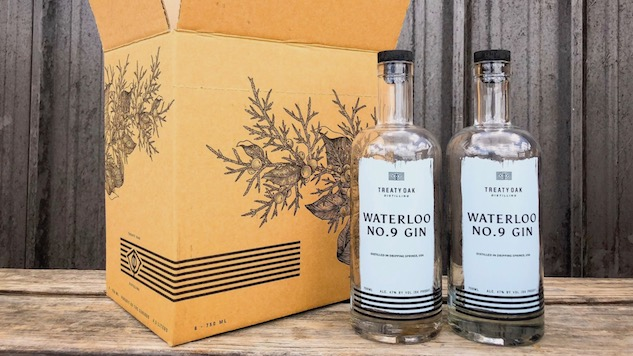 Treaty Oak Distilling is Betting Big on Gin