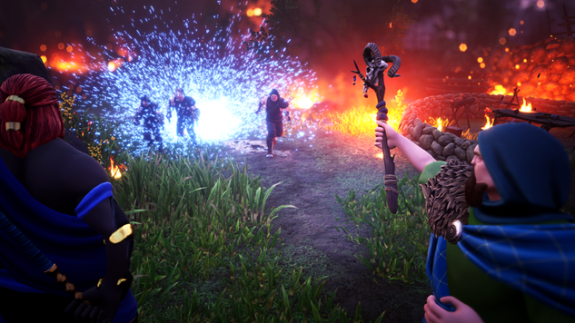 Fantasy RPG <i>The Waylanders</i> Creative Team Adds Talents from Telltale Games, BioWare