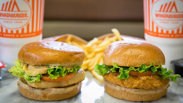 All You Can't Eat: Whataburger Chick'ns Out