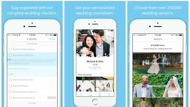 10 Great Wedding Apps To Help You Plan Your Big Day Tech Lists