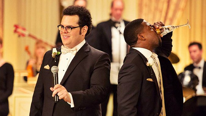 <i>The Wedding Ringer</i>