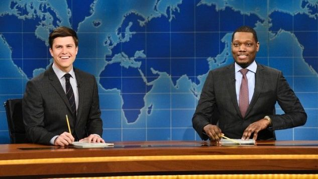 "<i>Saturday Night Live</i>'s Primetime ""Weekend Update"": Too Much of a Not-Good-Enough Thing"