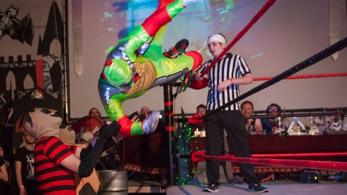Keeping Pro Wrestling Weird On The Indies