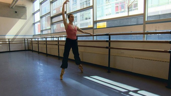 <i>Restless Creature: Wendy Whelan</i>