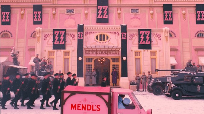 """""""Accidental Wes Anderson"""" Subreddit Collects Real-Life Locales Fit for Anderson Films"""