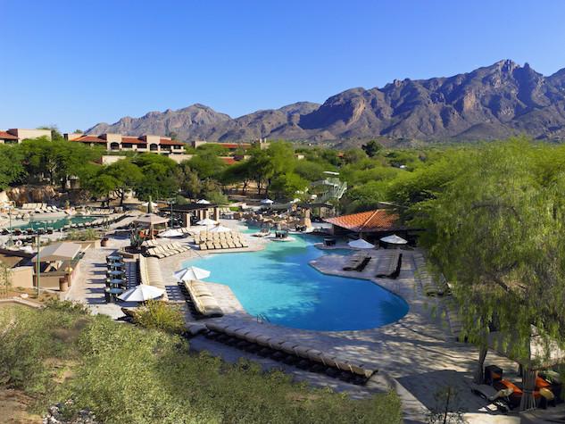 Hotel intel westin la paloma tucson arizona travel for Abstract salon tucson