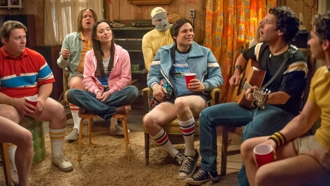 "<i>Wet Hot American Summer: First Day of Camp</i> Review: ""Staff Party"" (1.07)"