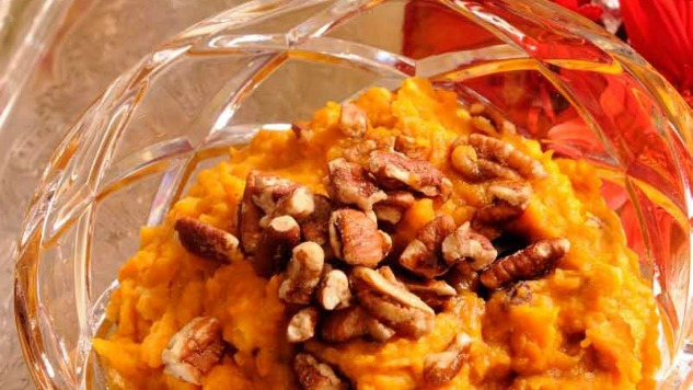 Booze in the Kitchen: How to Make Whiskey Sweet Potatoes
