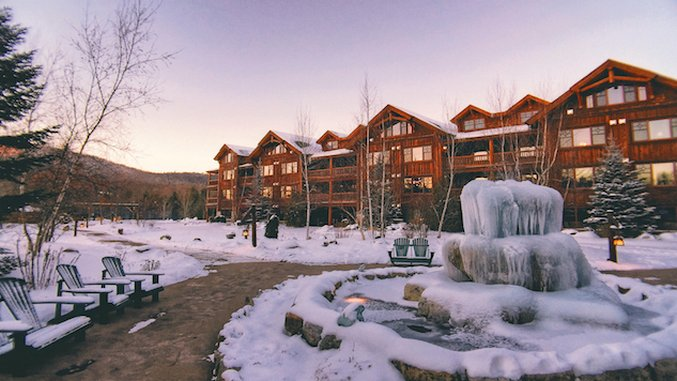 Hotel Intel: Whiteface Lodge, Lake Placid