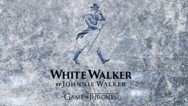 Scotch is Coming: Johnnie Walker is Planning a <i>Game of Thrones</i> Scotch