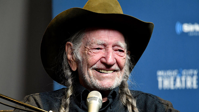 "Listen to Willie Nelson's Democratic Anthem ""Vote 'Em Out"""