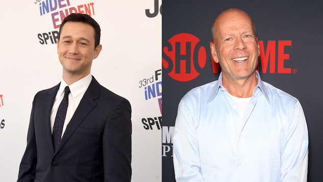 Edward Norton, Lil Rel Howery and More to Assist Joseph Gordon Levitt in Roasting Bruce Willis