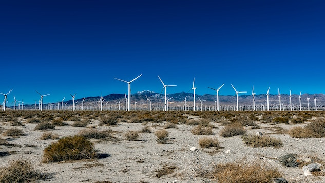 Have Wind Farms Finally Come of Age?