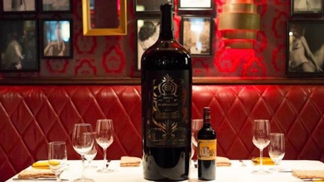 Bidding For This Bottle of Wine Starts At $7,500