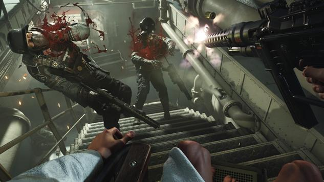<i>Wolfenstein II</i> Masterfully Blends Action and Story