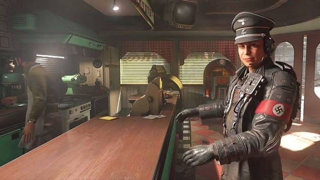 <i>Wolfenstein II: The New Colossus</i> Coming to Nintendo Switch This June