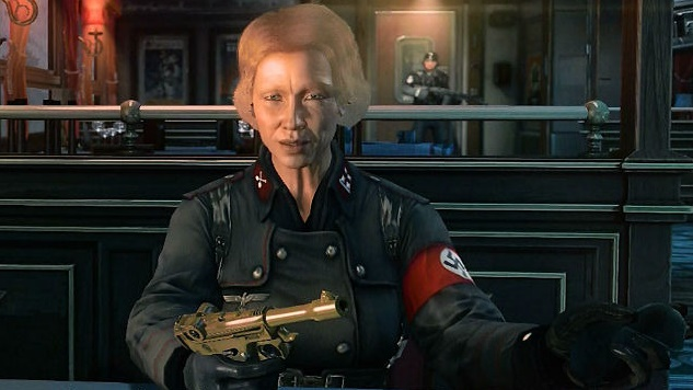 <i>Wolfenstein: The New Order</i> and the Fictionalization of the Nazi