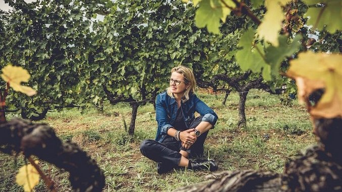 A Toast to Women in Wine