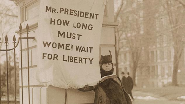 <i>Paste</i> Goes to Washington: The Women's March
