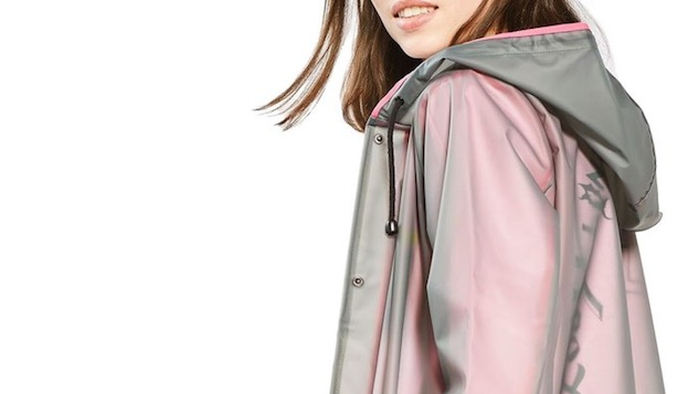 Fresh Raincoats You Won't be Embarrassed to Wear