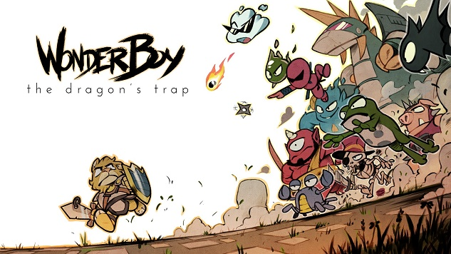 <i>Wonder Boy: The Dragon's Trap</i> Revives an Overlooked Classic