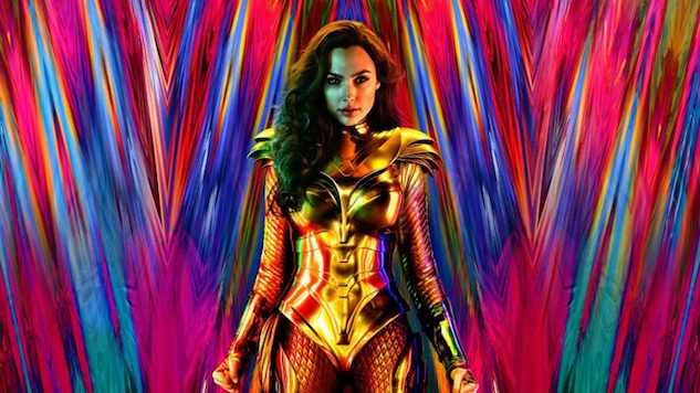 New Wonder Woman Costume Revealed in <i>Wonder Woman 1984</i> Teaser Poster