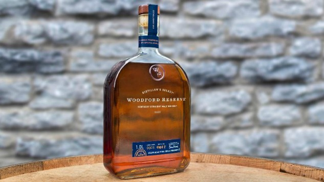 Tour Where Woodford Reserve Barrels Are Made