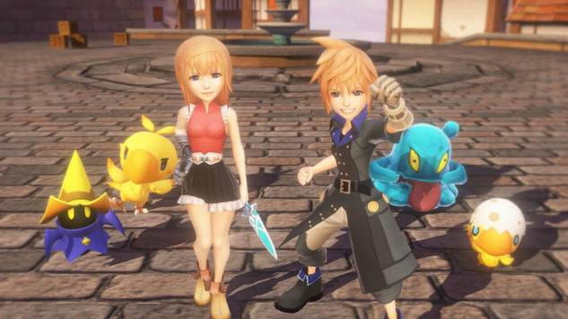 The Kid-Friendly <i>World of Final Fantasy</i> is a Modern-Day <i>Mystic Quest</i>