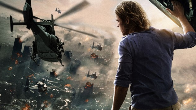 The <i>World War Z</i> Sequel Is Delayed Again, This Time For Tarantino