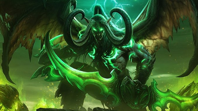 Why <i>Legion</i> Drove Me Away from <i>World of Warcraft</i>