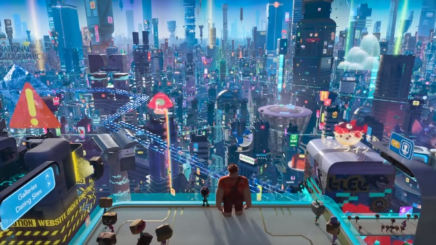 Ralph and Vanellope Explore the Internet in Official <i>Wreck-It Ralph 2</i> Trailer