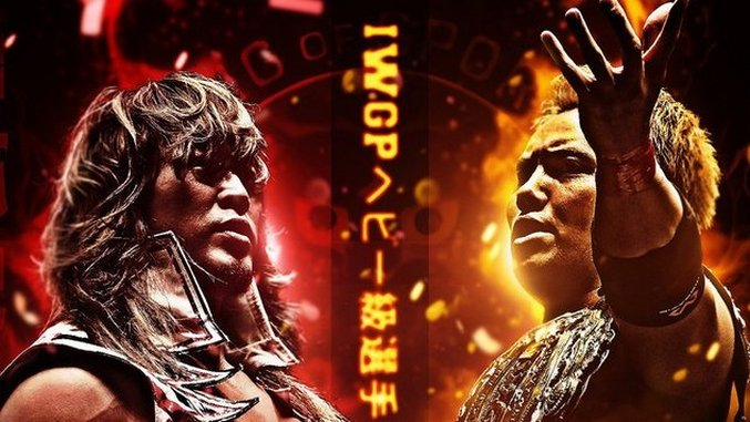 Watch 25 Years of Wrestle Kingdom Shows for Free on New Japan World