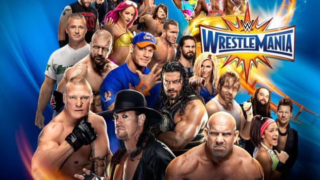 WWE's Slog to WrestleMania