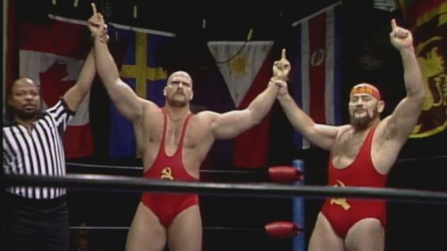 What Pro Wrestling Would Look Like Under Socialism