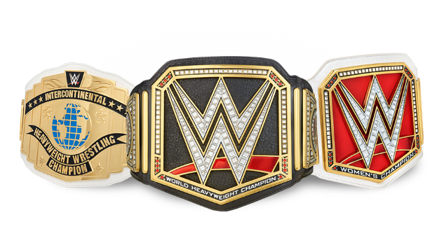 Ranking Every Current WWE Title Belt, From Best to Worst